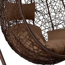 Подвесное кресло AFM-168A-L Brown