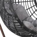 Подвесное кресло AFM-300C Dark Grey