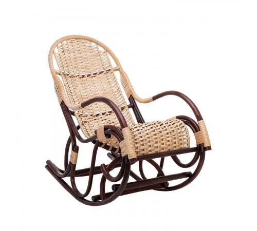 Кресло-качалка Усмань, орех - интернет магазин