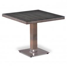 Плетеный стол T503SG-W1289-80х80 Pale