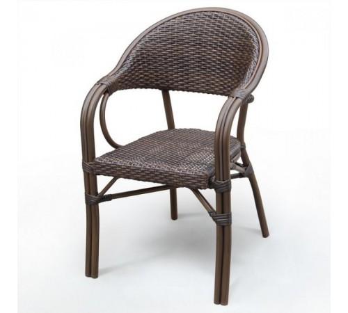 Плетеное кресло D2003SR-AD64 Brown