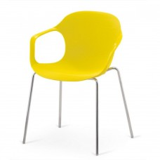 Стул пластиковый XRB-078-BY Yellow