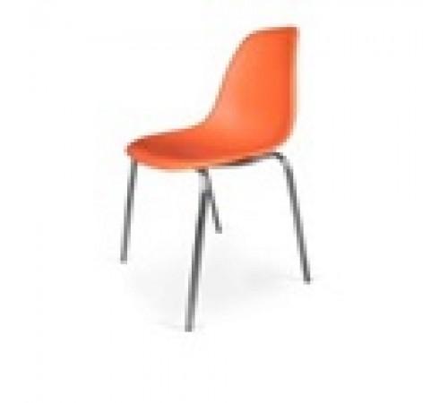 Стул пластиковый XRF-033-DO Orange