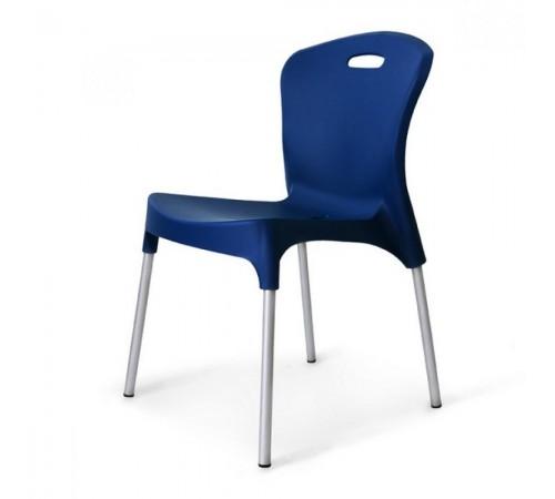 Стул пластиковый XRF-065-AB Blue
