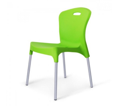 Стул пластиковый XRF-065-AG Green