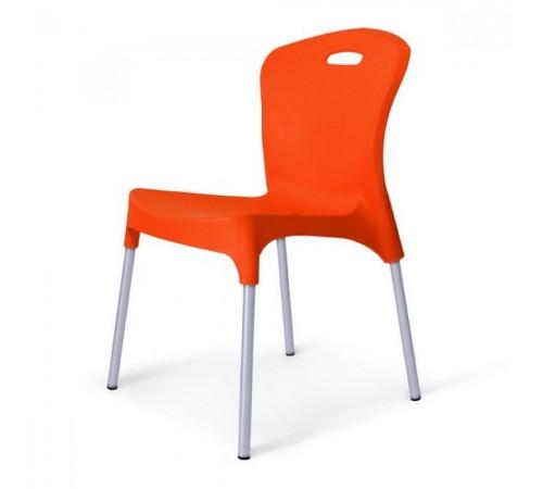 Стул пластиковый XRF-065-AO Orange