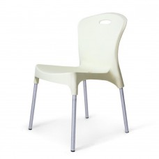 Стул пластиковый XRF-065-AW White