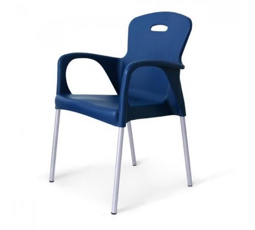 Стул пластиковый XRF-065-BB Blue