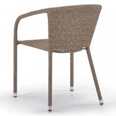 Плетеное кресло Y137C-W56 Light brown
