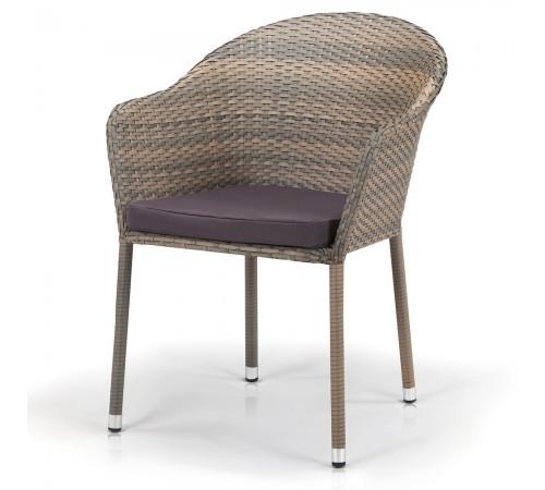 Плетеное кресло Y375G-W1289 Pale
